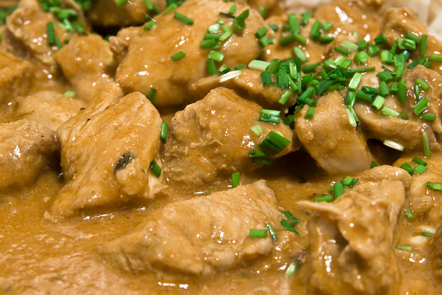 Healthy Paleo Butter Chicken